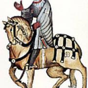 Chaucer: Canterbury Tales Art Print