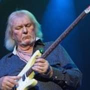 Chris Squire - Yes Art Print