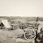 Civil War: Atlanta, 1864 Art Print