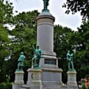 Civil War Memorial Art Print