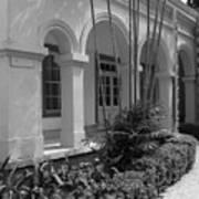 Colonial Architecture Art Print