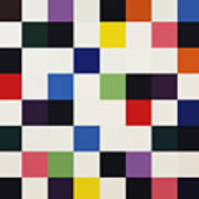 Colors For A Large Wall Art Print by Max Requenes