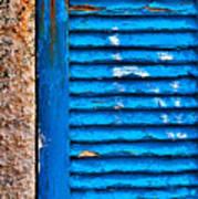Colors Of Formentera Art Print