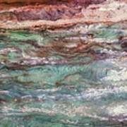 Costal Tides Art Print