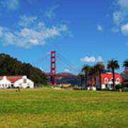 Crissy Field - San Francisco Art Print