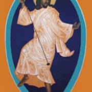 Dancing Christ Art Print
