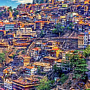 Darjeeling Art Print