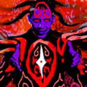 Dark Obamatar Art Print