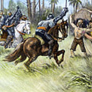 De Soto: Florida, 1539 Art Print