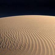 Death Valley's Sand Dunes Art Print