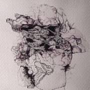 Dibujo Art Print