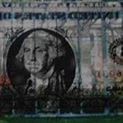 Dollar Bill Art Print