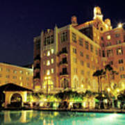 Don Cesar Beach Resort Hotel Art Print