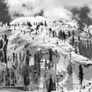 Donner Summit Art Print
