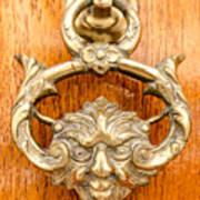 Door Knobs Of The World 54 Art Print