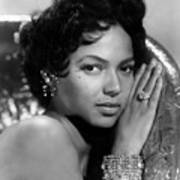 Dorothy Dandridge, Circa 1959 Art Print by Everett