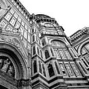 Duomo De Florencia Art Print