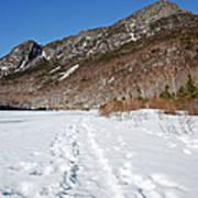 Eagle Cliff  - White Mountains New Hampshire Usa Art Print