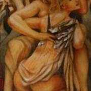 Earthbound Lies Art Print by Ralph Nixon Jr
