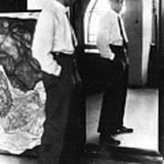 Egon Schiele (1890-1918) Art Print
