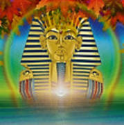 Egyptian Wisdom Art Print