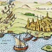 El Dorado, 1599 Art Print