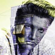Elvis Presley Sun Studio Collection Art Print
