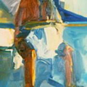 Ernie Art Print