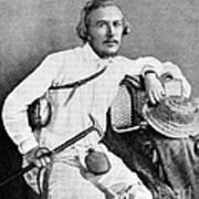 Ernst Haeckel, Naturalist And Artist Art Print
