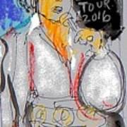 Eternity Tour Art Print