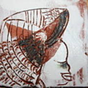 Eugenie - Tile Art Print