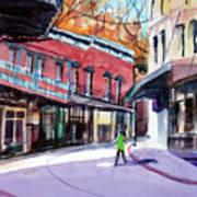 Eureka Springs Ak 4 Art Print by Ron Stephens