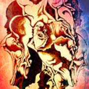 Evolution In Mind  Art Print