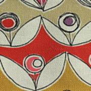 Fabric Texture Art Print