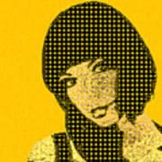 Fading Memories - The Golden Days No.3 Art Print
