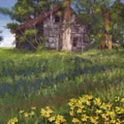 Fairplay Farmhouse Art Print