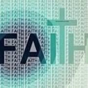 Faith - The Lord God Of Israel Art Print