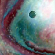 Farther Worlds  Art Print