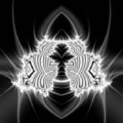 Fibonacci Beetle  Art Print