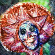 Fiesta Sombrero  Art Print