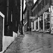 Film Noir Sylvia Sidney Lee Marvin Violent Saturday 1955 1 Brewery Gulch Bisbee Arizona 1967 Art Print