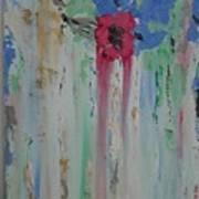 Flori Art Print