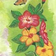 Flowers For My Soul Art Print