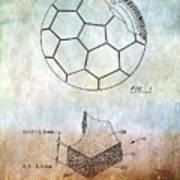 Football Patent Art Print