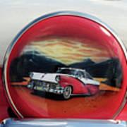 Ford Fairlane Rear Art Print