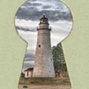 Fort Gratiot Lighthouse Art Print
