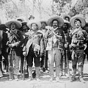 Francisco Pancho Villa Art Print