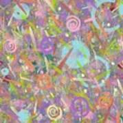 Funfetti Art Print