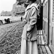 Gabrielle Coco Chanel Art Print