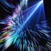 Gamma Ray Burst 2 Art Print